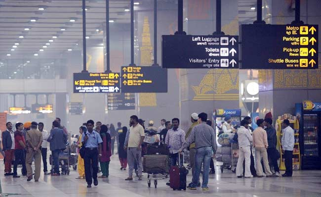 Human Traffickers Arrested at Delhi Airport; 21 Girls Rescued