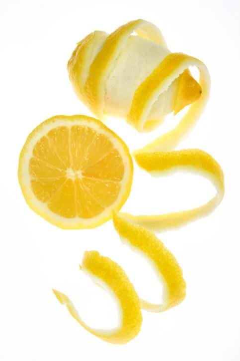 What Part Lemon Zest