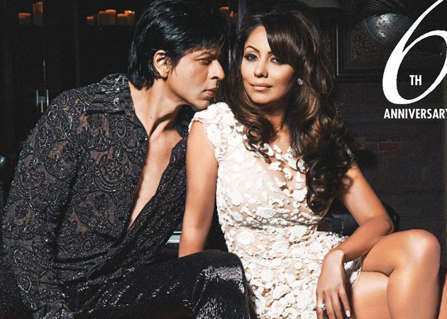Image result for shahrukh gauri