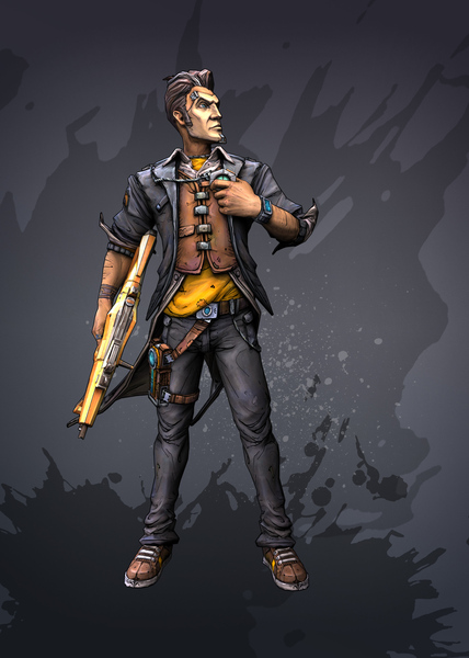 Borderlands 2 Concept Art