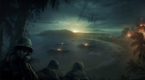 Resistance Fall Of Man Wallpaper Call Of Duty World At War Concept Art