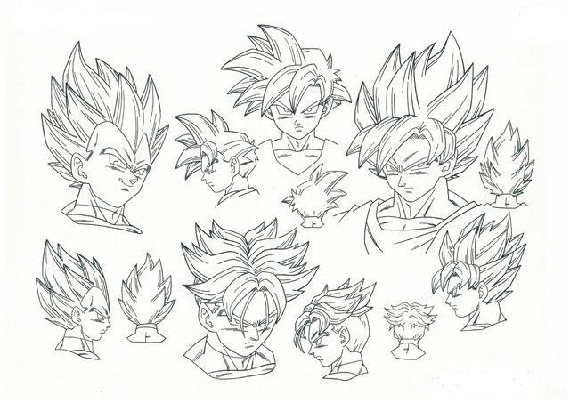 Dragon Ball: Raging Blast 2 Concept Art
