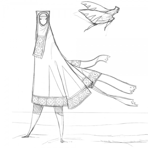 Journey Concept Art