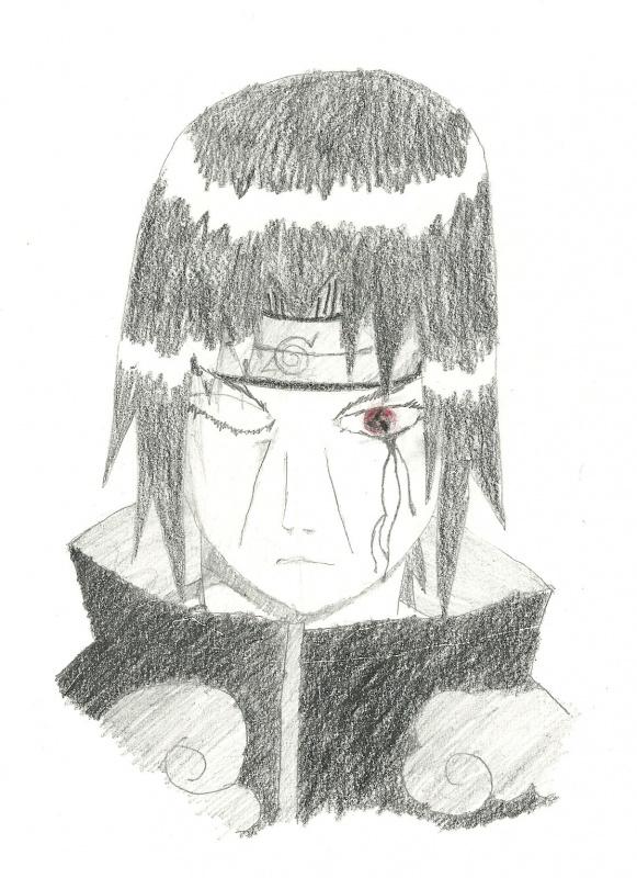 Itachi Amaretasu « Naruto Fanart