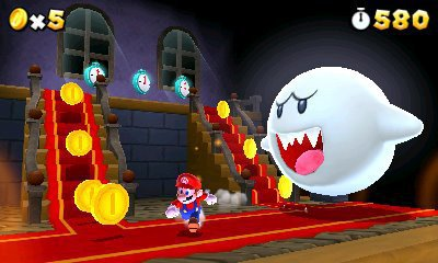 Mario In A Boo House From Gotenks Hosted By Neoseeker