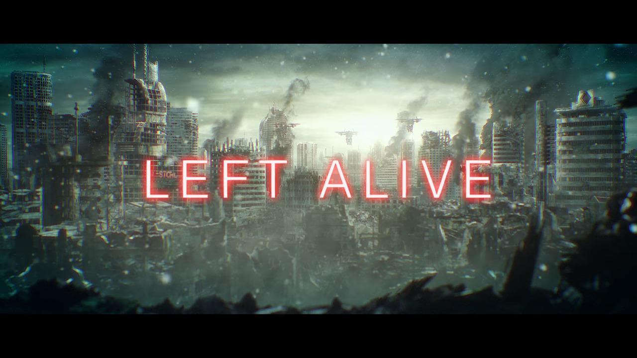 Square Enix reveals survival shooter Left Alive for PS4 PC  Neoseeker