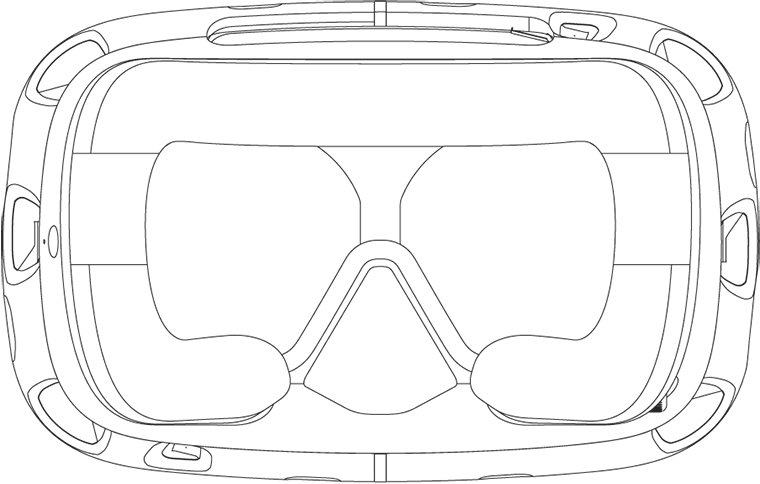 htc vive diagram