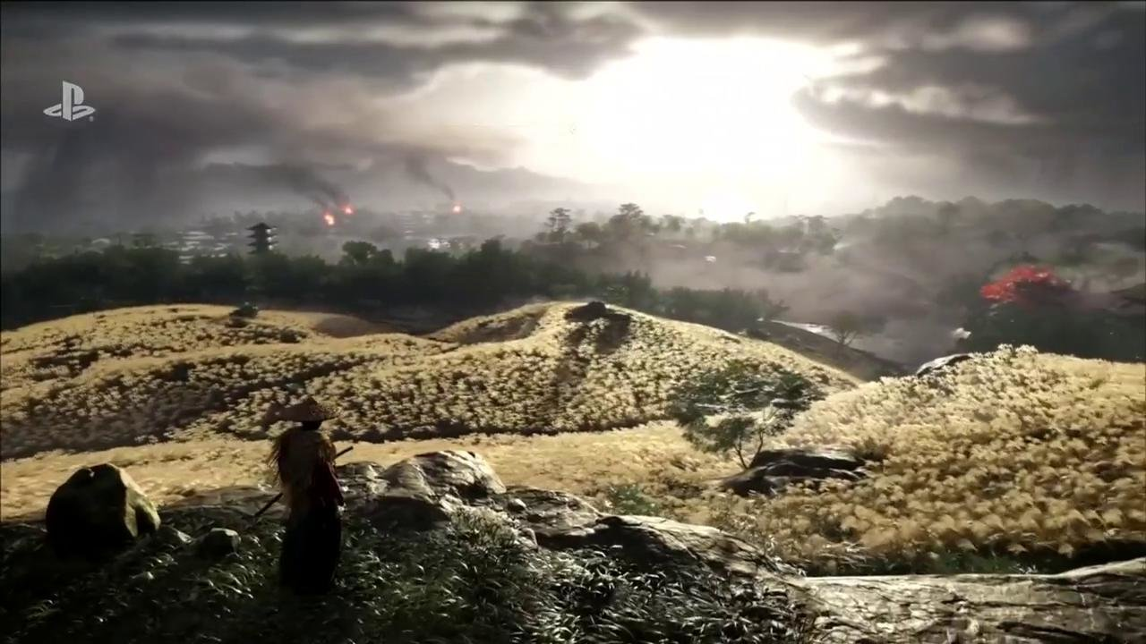 Ghost Of Tsushima New Gameplay Character And Story