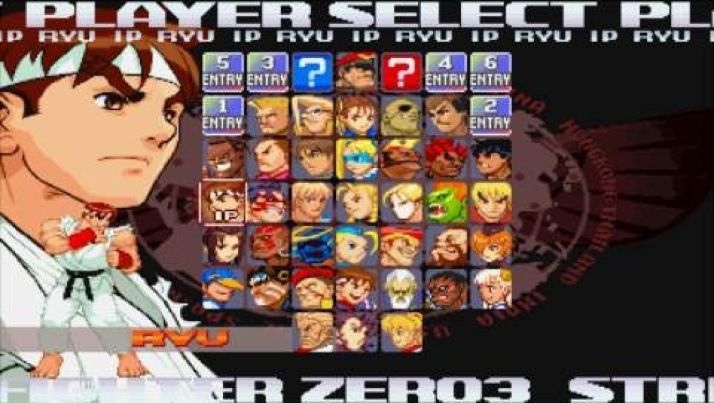 Street fighter alpha 3 ps2 iso download   Street Fighter