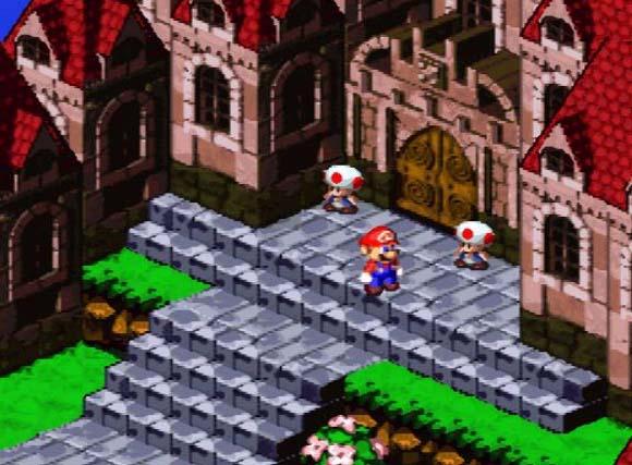 Resultado de imagen para Super Mario RPG