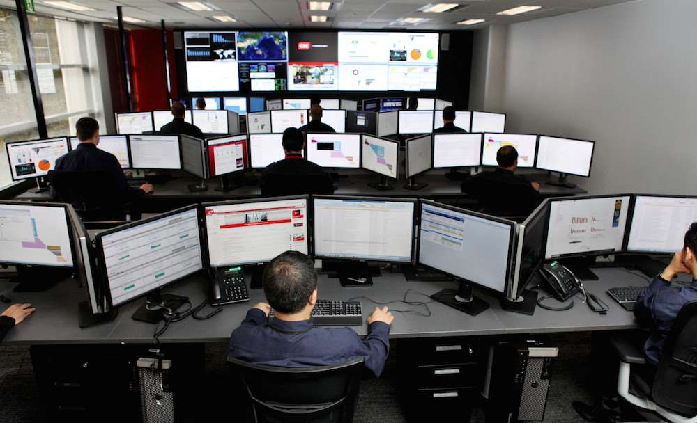 Photos CSC launches Sydney Security Operations Centre
