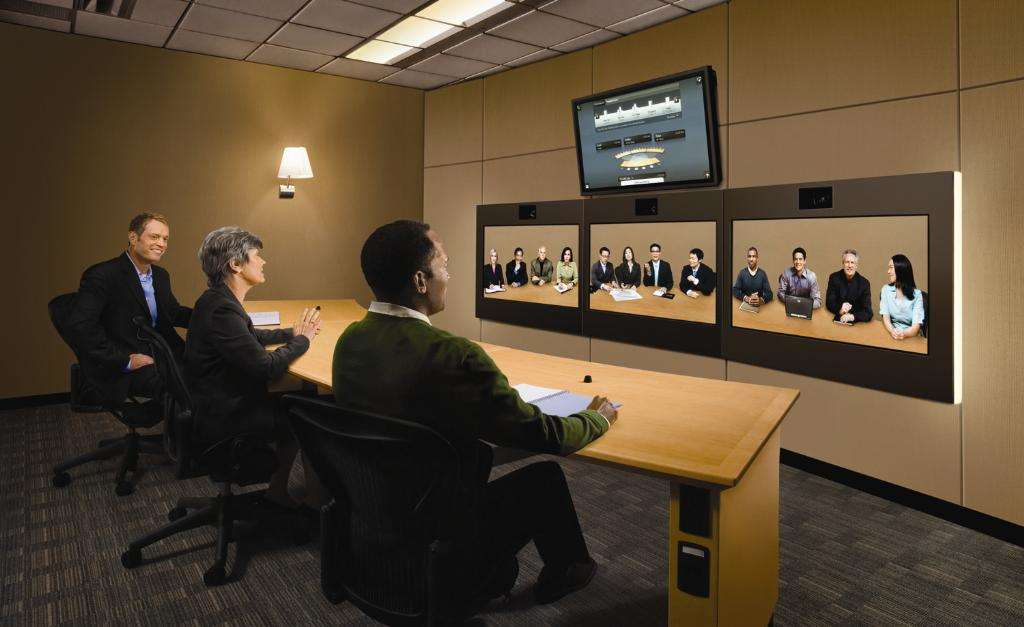 HP shows off US350000 Halo video conferencing room  Hardware  iTnews