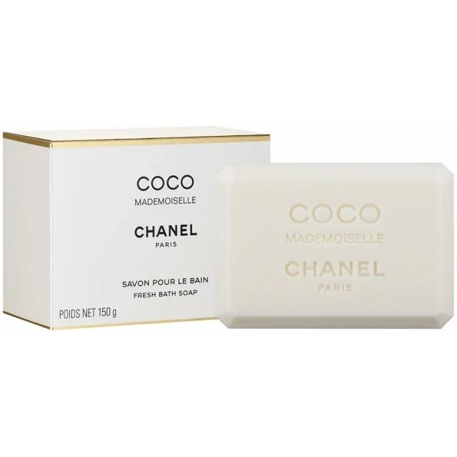 Chanel Coco Mademoiselle parfémované mýdlo pro ženy 150 ml