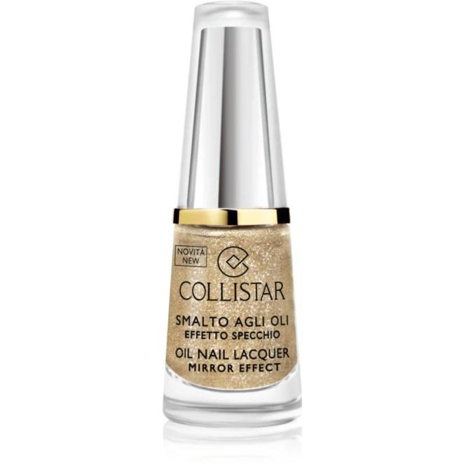 Collistar Oil Nail Lacquer lak na nehty s olejem odstín 315 Oro Puro 6 ml