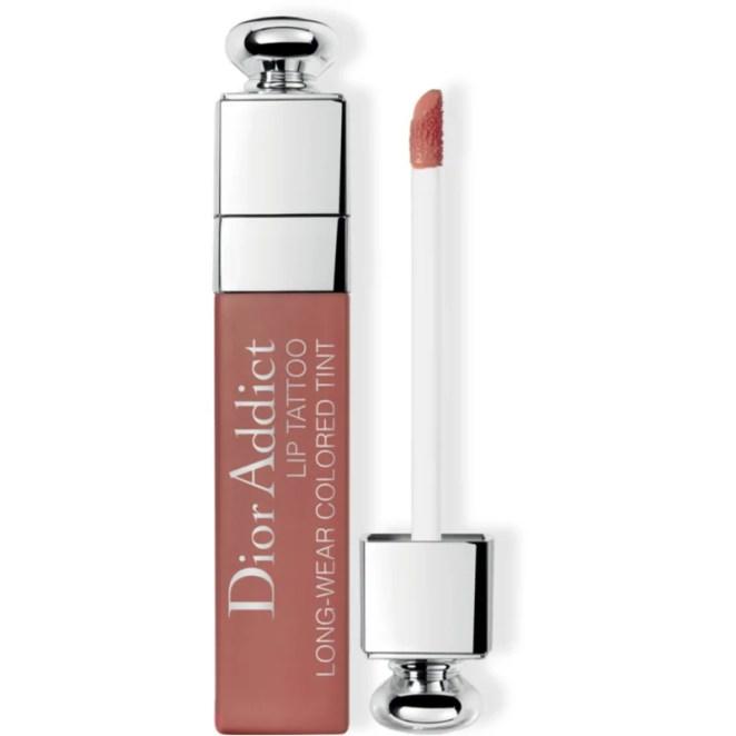 Dior Dior Addict Lip Tattoo tekutá rtěnka odstín 421 Natural Beige 6 ml