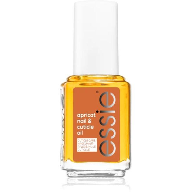 Essie Apricot Nail & Cuticle Oil vyživující olej na nehty 13,5 ml