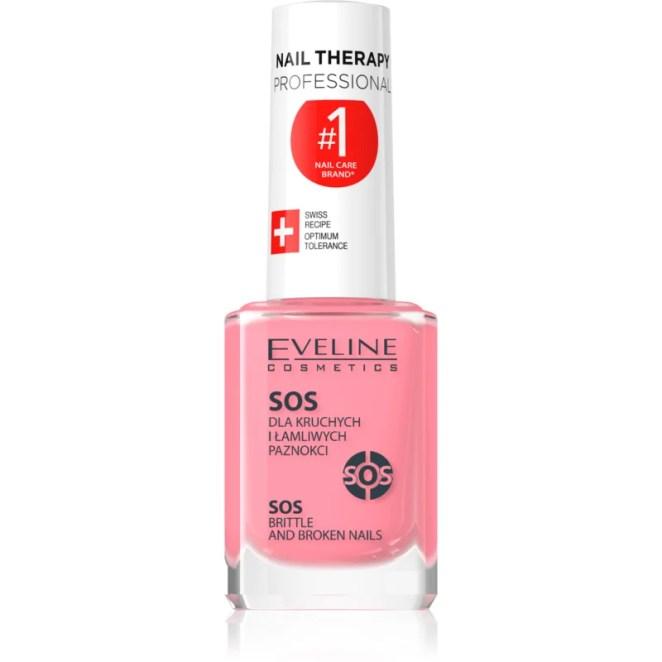 Eveline Cosmetics Nail Therapy multivitaminový kondicionér s vápníkem 12 ml