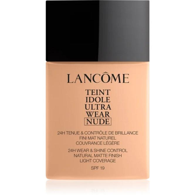 Lancome Teint Idole Ultra Wear Nude lehký matující make-up