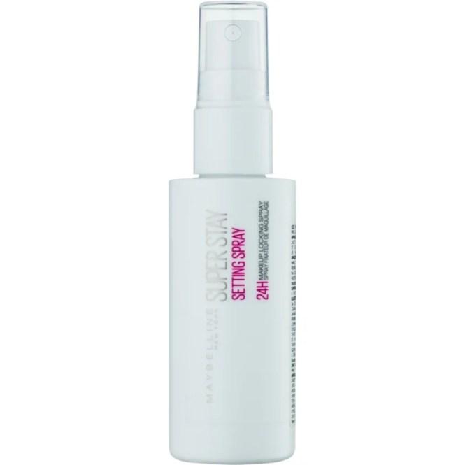 Maybelline SuperStay 24H fixační sprej na make-up