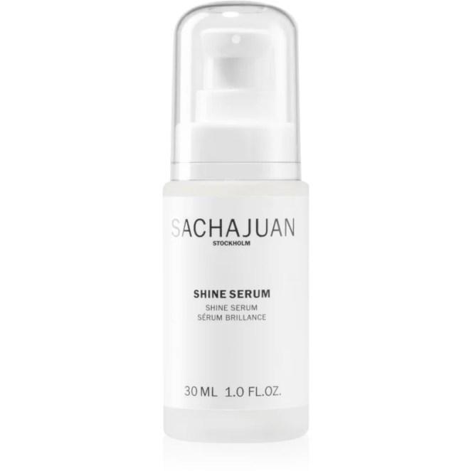 Sachajuan Shine Serum sérum na vlasy pro zářivý lesk 30 ml