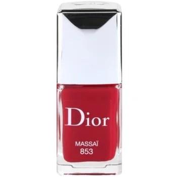 Dior Vernis lak na nehty odstín 853 Massai 10 ml