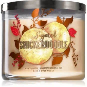 Bath & Body Works Sugared Snickerdoodle lumânare parfumată
