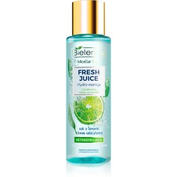 Bielenda Fresh Juice Lime esenta faciala pentru piele mixta spre grasa