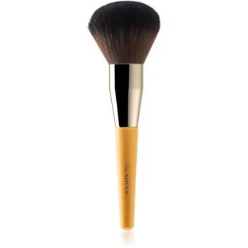 Clarins Make-up Brush perie ovala pentru make-up