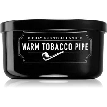 DW Home Warm Tobacco Pipe lumânare parfumată