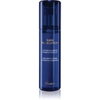Guerlain Super Aqua lotiune hidratanta umplerea ridurilor