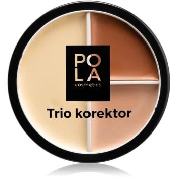 Pola Cosmetics Trio Master corector cremos