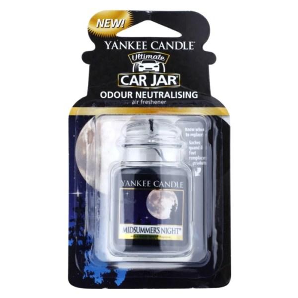 Yankee Candle Midsummer Night Car Air Freshener Hanging