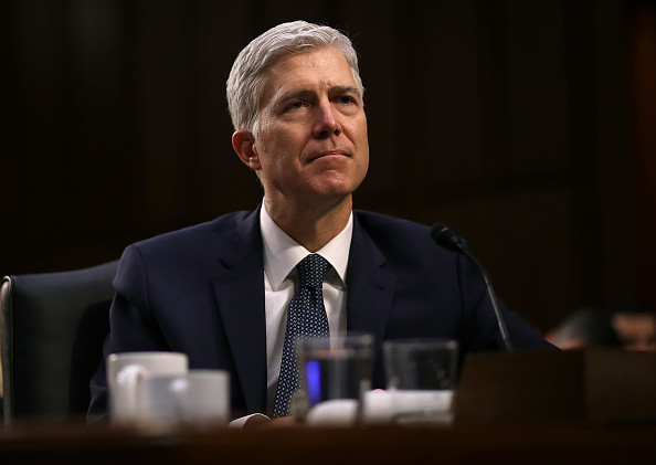 美國大法官任命聽證 戈薩奇精彩對白回溯 | 川普 | 特朗普 | 新唐人中文電視臺在線