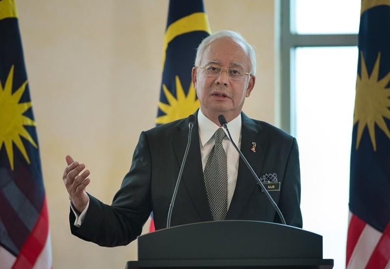 打響戰鼓 馬來西亞解散國會 拉開全國選舉序幕 | 納吉布 | 新唐人中文電視臺在線
