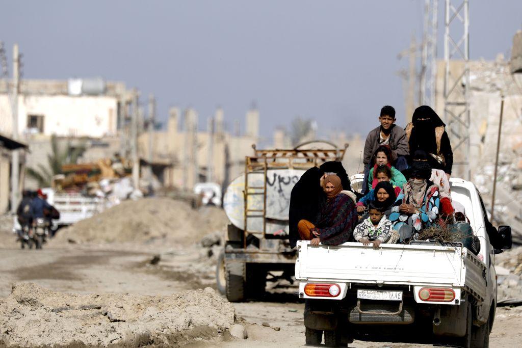 川普:美國24小時內將宣布 終結IS哈里發國 | 伊斯蘭國 | 敘利亞民主力量 | SDF | 新唐人中文電視臺在線