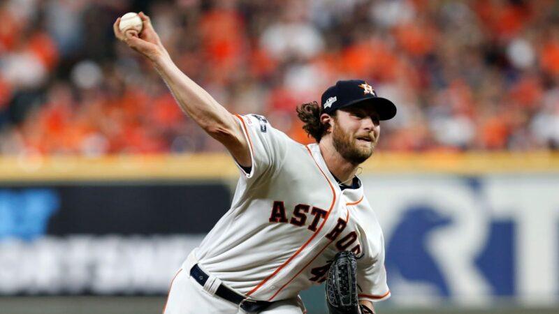 MLB季後賽柯爾火球遮光芒 太空人美聯西區聽牌 | 新唐人中文電視臺在線