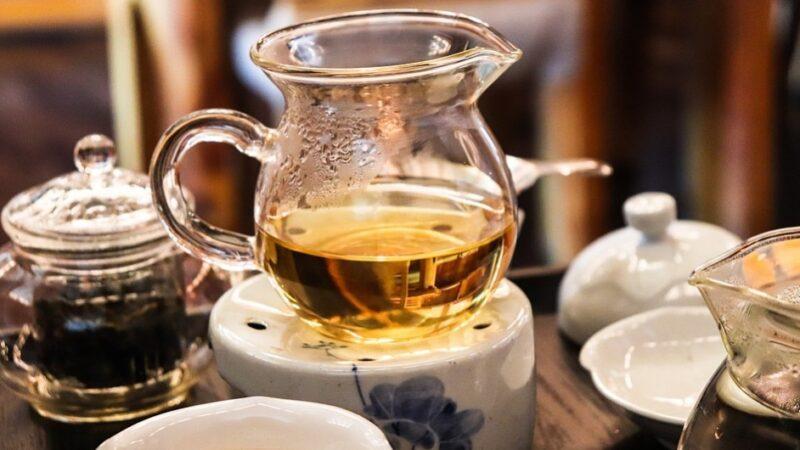 超簡單「護肝法」:5款茶飲 4個養肝小動作(組圖)   肝臟   身體   器官   新唐人中文電視臺在線