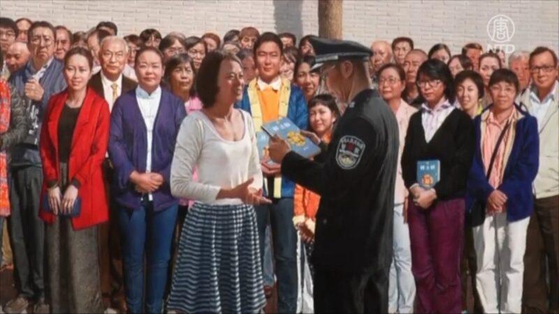 紀念中國史上最和平上訪 親歷者講述故事   法輪功學員   425上訪   新唐人中文電視臺在線