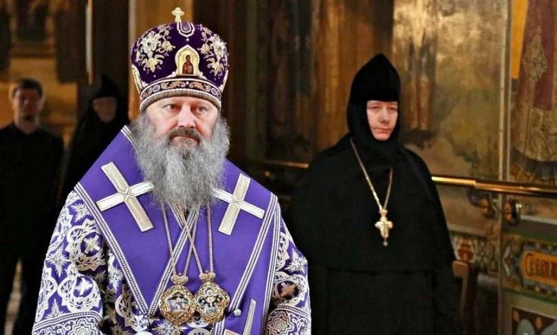 Митрополит Павло, ймовірно, заразився коронавірусів
