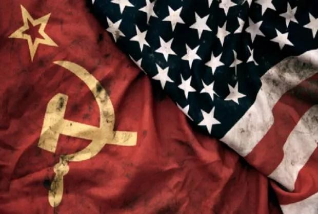Противостояние между США и СССР