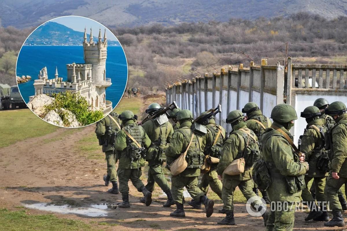 Російська армія в Криму