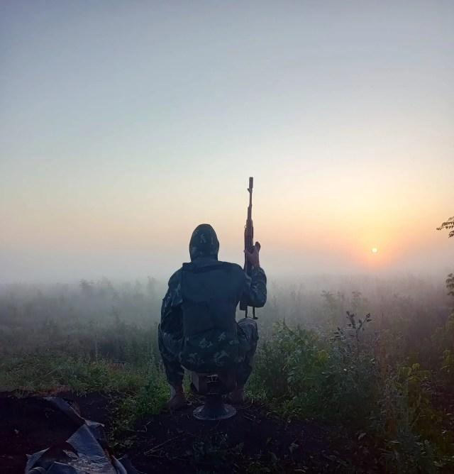 Последнее фото Ивана Дедюха, опубликованное на его странице. Через 4 дня его не станет