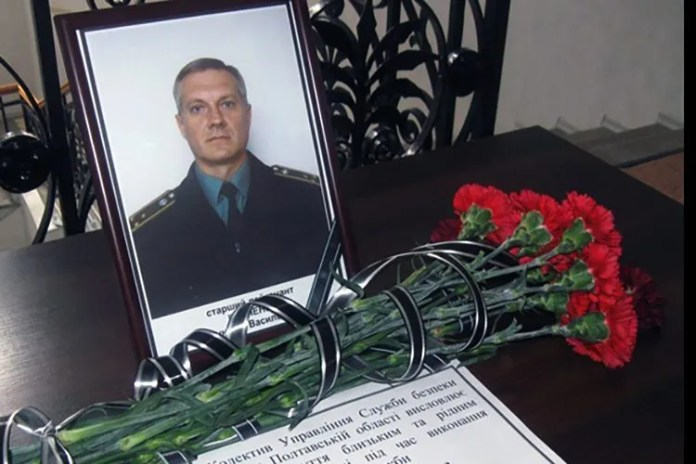 """Офицер """"Альфы"""" Геннадий Биличенко погиб под Славянском 13 апреля 2014 года."""