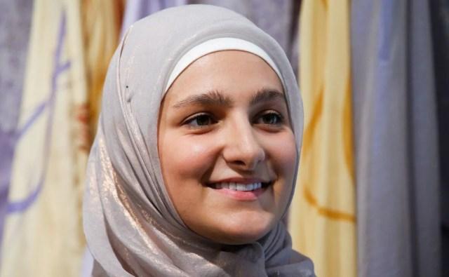 Дочь Рамзана Кадырова Айшат