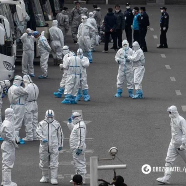 В Китае бьют тревогу из-за волны коронавируса из России