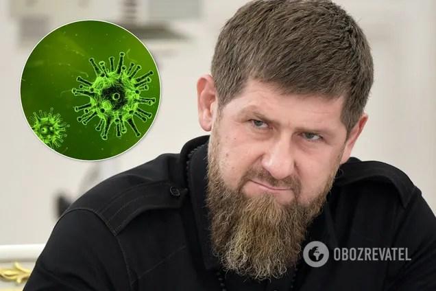 Кадыров мог заразиться коронавирусом