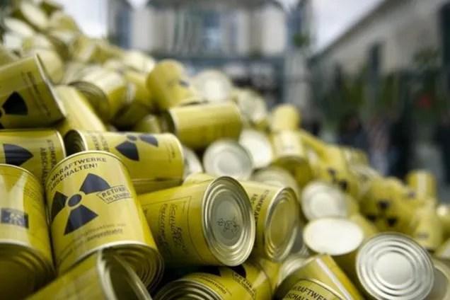 В Україні побудують сховище для відпрацьованих у РФ радіоактивних відходів