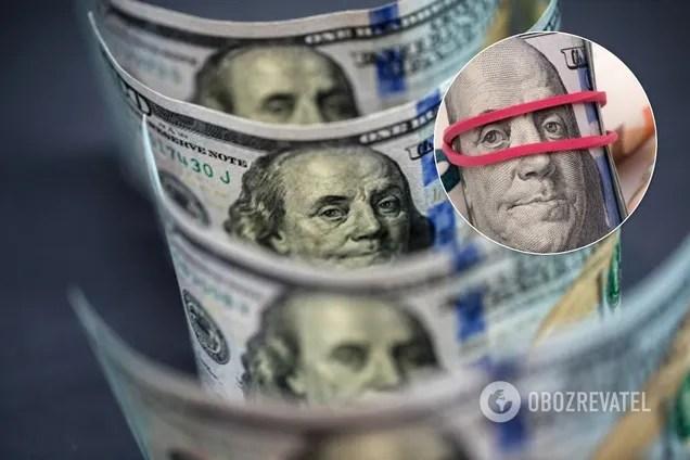 Курс доллара рухнет