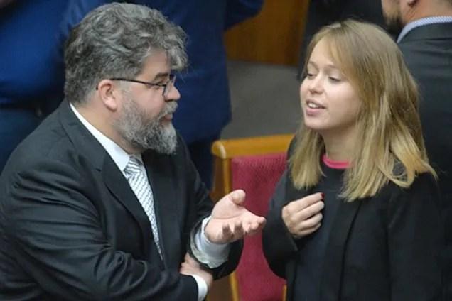 Богдан Яременко с Елизаветой Ясько