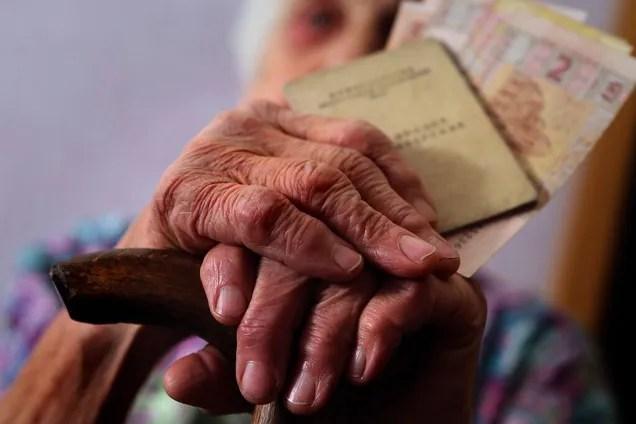 Видача пенсій на неподконтроьних територіях виключена, переконаний Георгій Тука